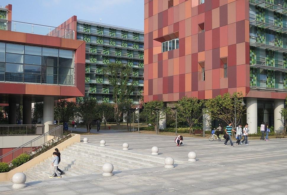 XJTLU campus 2013