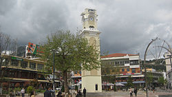 Xanti clock tower.jpg