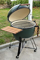 File Xl Big Green Egg Jpg Wikimedia Commons