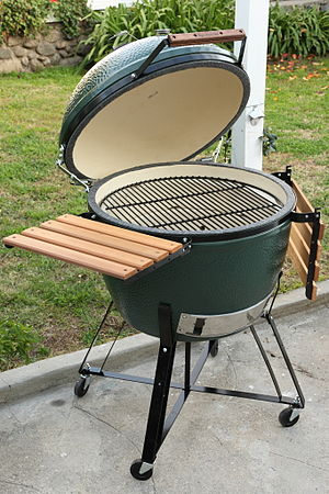 Big Green Egg smoker/grill/bbq (XL size)