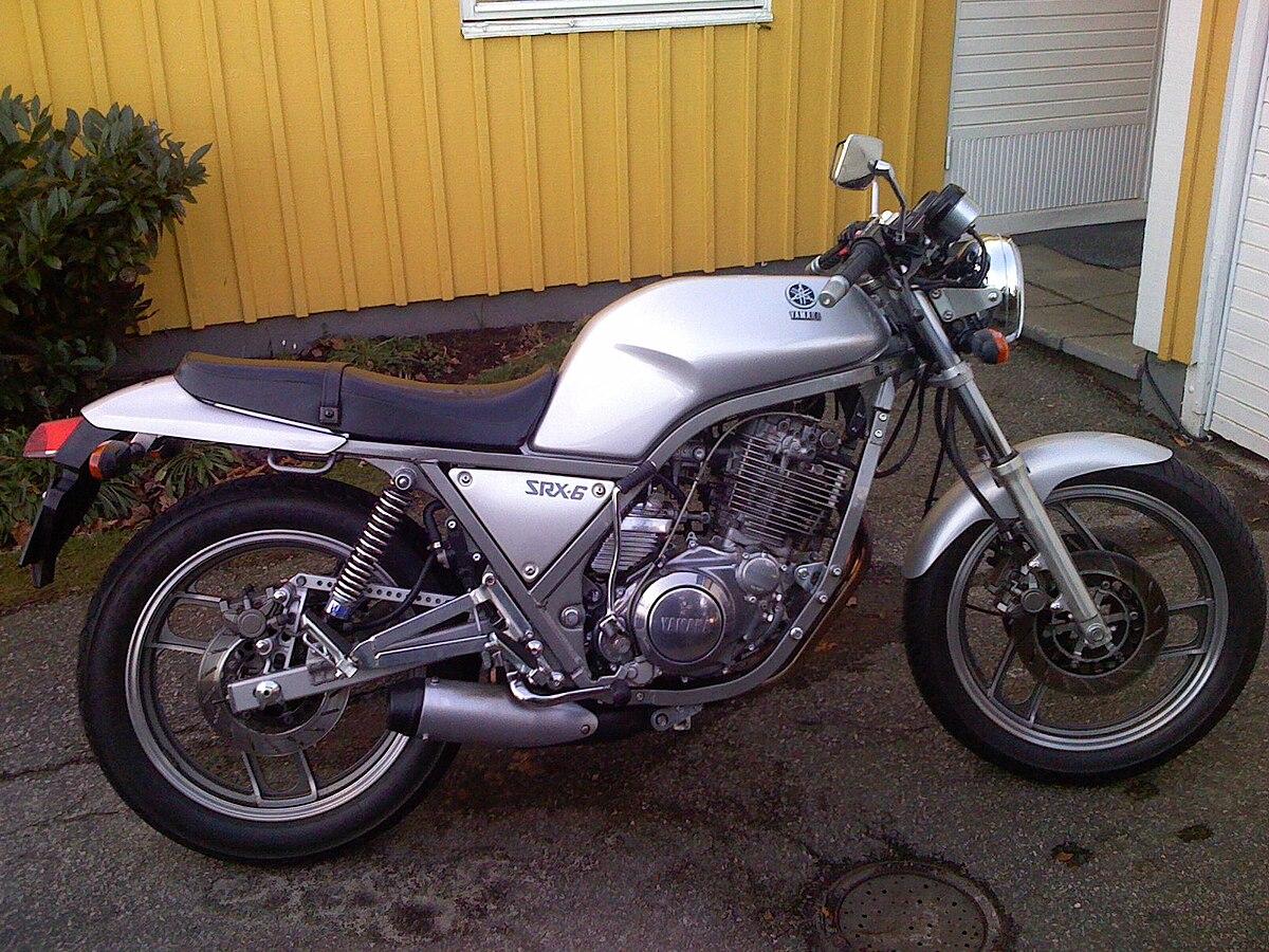 Yamaha Srx  Motorcycle For Sale