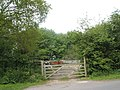 Yard just off path from Chichester marina - geograph.org.uk - 790922.jpg