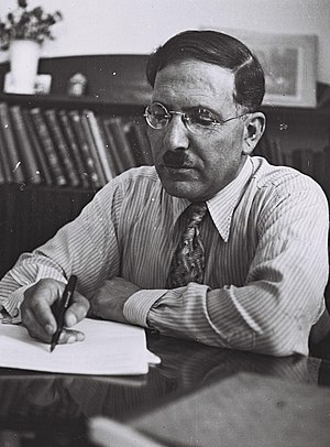 Yehuda Burla - Yehuda Burla in 1936