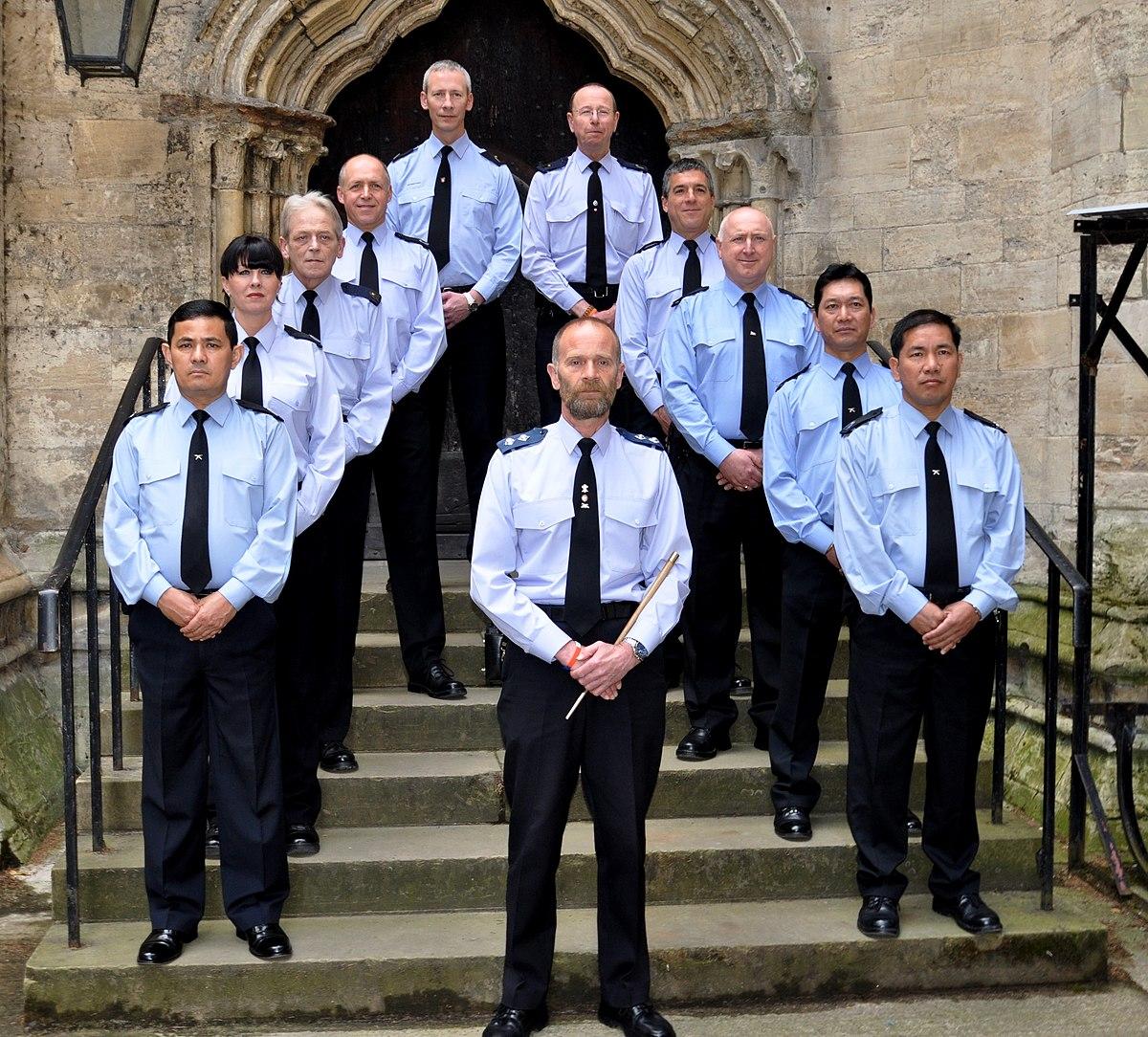 York Minster Police Wikipedia