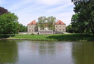 Duchy of Żagań - Żagań Palace