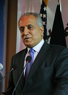 Image result for Zalmay Khalilzad