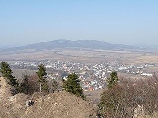 Zborov, Bardejov District Municipality in Slovakia