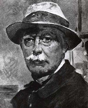 Zdzisław Jasiński - Self-portrait (1922)