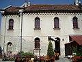 Zemunska sinagoga dvorišna fasada.JPG