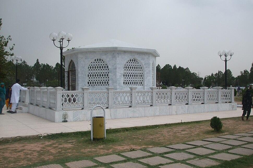 Zia's Tomb