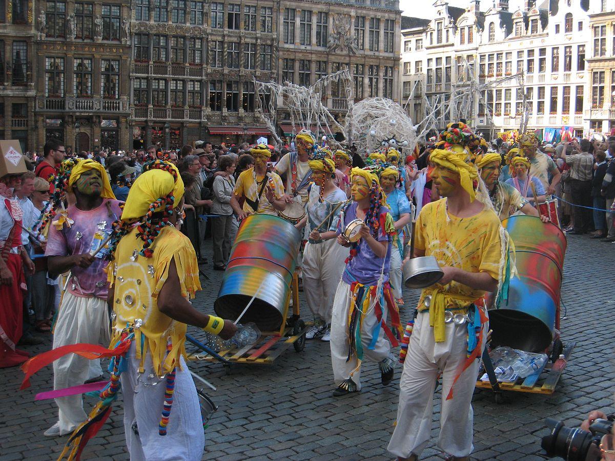 Zinneke Parade - Wikipedia