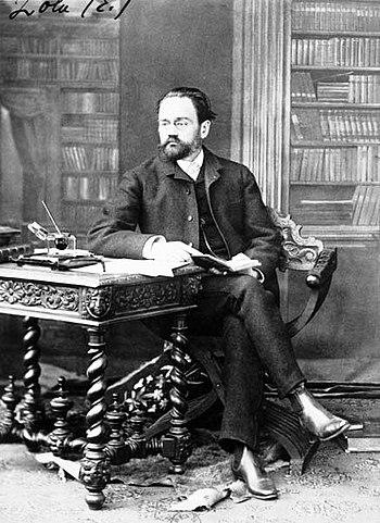 Эмиль Золя (1870)