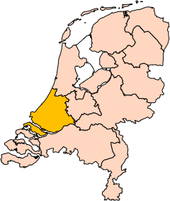 Zuid-Holland position.svg