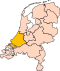 Zuid-Holland position
