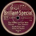 Zum Walzer und zum Wein - Walzerlied, ~1939.jpg