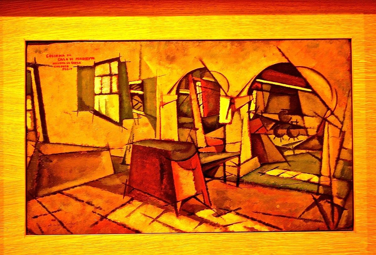 Cubismo de colagens wikip dia a enciclop dia livre for Casa moderna wiki