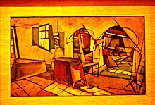 """Casa de Manhufe"" kitchen - Amadeo Souza Cardozo"