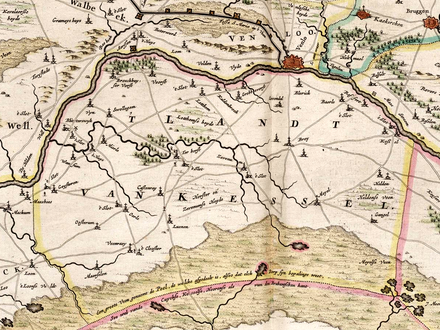 Grafschaft Kessel - Wikiwand
