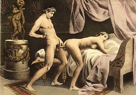 insertive sesso anale