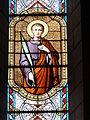 Église Saint-Blaise de Sainte-Maure-de-Touraine, vitrail 06.JPG