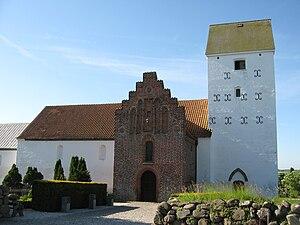 Ørridslev Kirke, Horsens Kommune 2009-06-02.JPG
