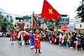 Đám rước trong lễ hội làng Triều Khúc - panoramio.jpg