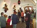 Šentjur - rojstna hiša skladateljev Ipavcev (veža).jpg