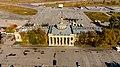 Аэровокзал городского аэропорта вид с воздуха 01.jpg