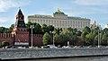 Большой дворец в Кремле, вид со стороны Москвы-реки.jpg