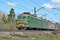 ВЛ10У-535, Россия, Челябинская область, перегон Бердяуш - Тундуш (Trainpix 162382).jpg