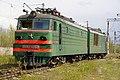 ВЛ10-1053, Россия, Ленинградская область, депо Волховстрой (Trainpix 117210).jpg