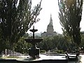Вид от Римского фонтана на Благовещенский кафедральный собор - panoramio.jpg