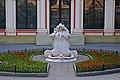 Вул. Ланжеронівська, 6 Скульптурна група «Діти і жабеня» P1250974.jpg