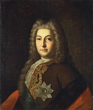 Andrey Osterman - Image: Генрих Иоганн Фридрих (Андрей Иванович) Остерман