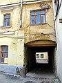 Глаза Ещё тоннель и качество внутренних московских фасадов. - panoramio.jpg