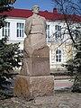 Г. Семёнов. Памятник поэту Борису Корнилову..JPG
