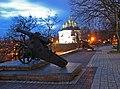 Дитинець літописного міста Чернігова Україна фото 1.jpg