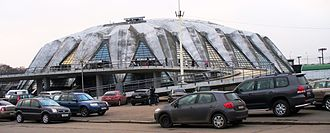 Druzhba Multipurpose Arena - Druzhba Multipurpose Arena as it appears today