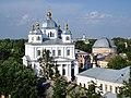 Казанский монастырь, вид с крыши театра им. Ф. Волкова.JPG