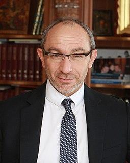 Ukrainian politician