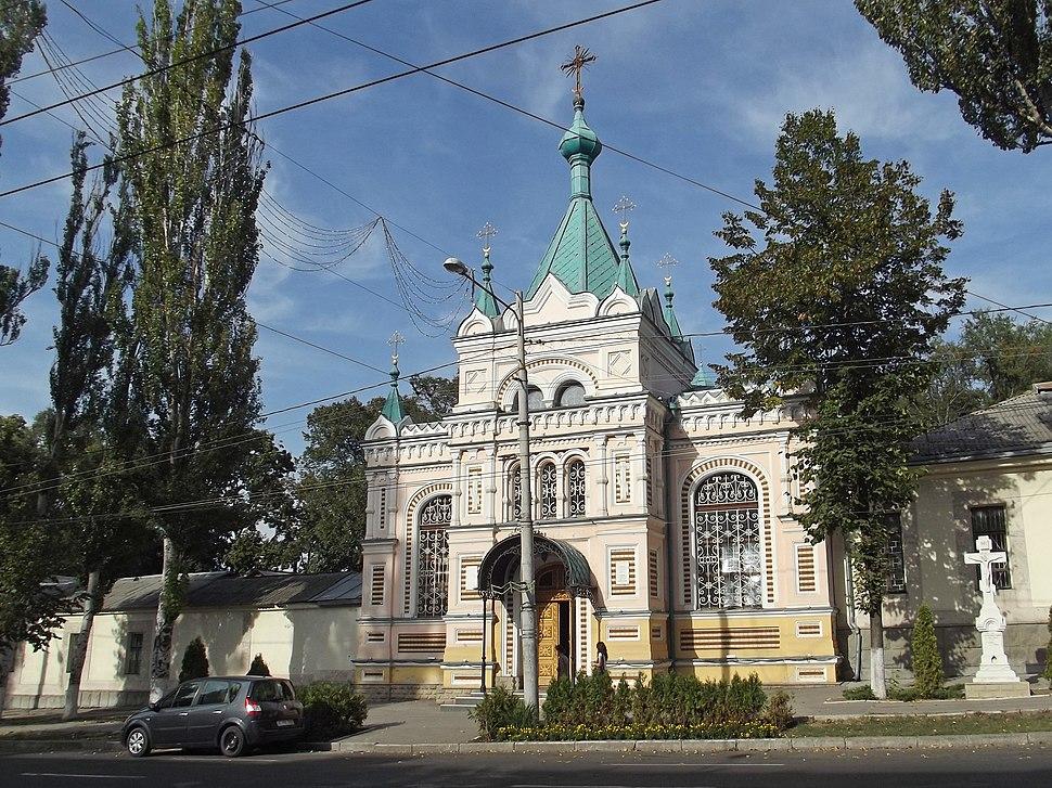 Кишинёв. Церковь Святого Николая.