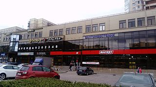 Russian retail market leader by number of stores