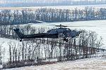 Ми-28 - Тренировочные полеты экипажей вертолетов армейской авиации Южного военного округа (аэр.Кореновск, Краснодарский край) 10.jpg