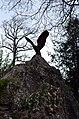 Орел в Курортном парке Кисловодска.JPG