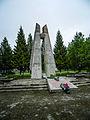 Пам'ятний знак воїнам-землякам, які загинули в роки Другої світової війни, село Тилявка.jpg