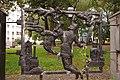 Пермь Памятник А.С. Пушкину Барельеф 05.jpg