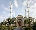 Центральная мечеть в селе Ачхой-Мартан.jpg