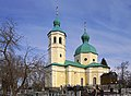 Церковь Иоанна Богослова. Вид с левой стороны кладбища.jpg