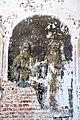 Церковь Казанская в с.Лудяна-Ясашинская, Нолинский район, Кировская область. Часть росписей стен.jpg