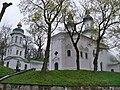 Чернігів.Комплекс споруд Іллінського монастиря.JPG